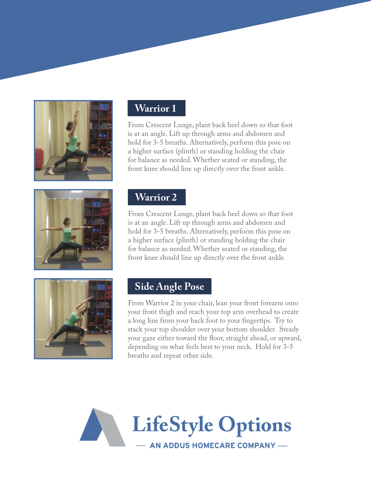 PT Home Exercises pg2